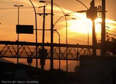 POR DO SOL (tiago_moreira23) Tags: sunset sol rio brasil sunrise canon de do janeiro dslr por kiss3 brazdil