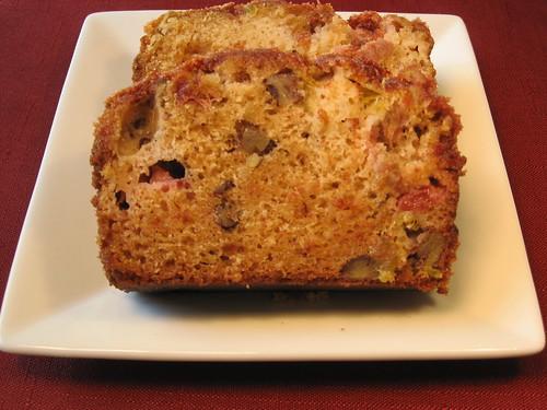 rhubarb bread 013