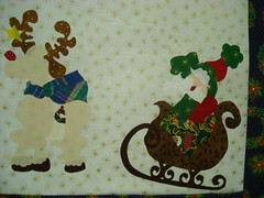 Trilho natal (tatiane_zoo) Tags: natal patchwork patcaplique