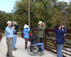 TAS Beginners Bird Walk on Lake Creek Trail - 2