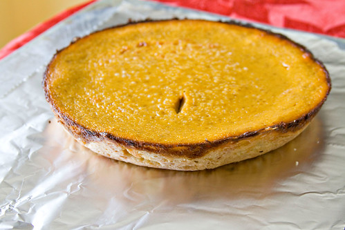 Pumpkin Pie Crostata Bars - 5