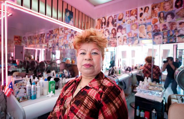 Alba: Hairdresser in Bushwick