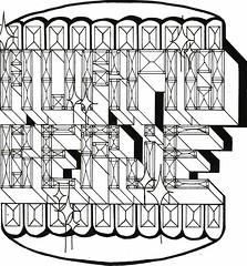 Finished (XPXAXRXYX) Tags: white black art colors ink diamonds paper typography gold graffiti design big paint symbol style jewelry blingbling font jewels collaboration fecalface grillz uvp aurns berje mraurns ultraviolentprotest aurno