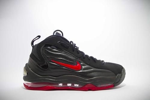 Nike Uptempo Black (1)