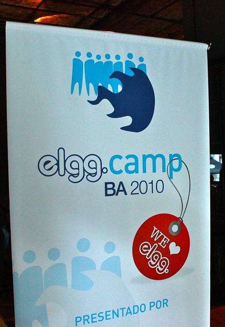 ElggCampBA 2010 Banner