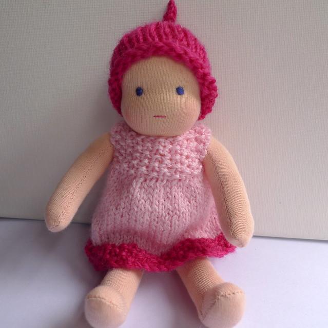 Pinkie poppet