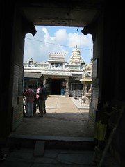 Through the Rajagopura entrance