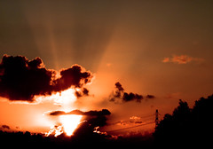 Stare into the sun (Pasutha-boz) Tags: sun lumix zoom panasonic ferdinand op bergen zon boz fz38 pasutha