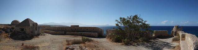 panorama ruins