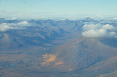 07015 Flight to Prudhoe Ba