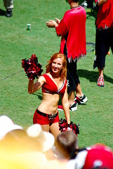 BuccaneersvsSteelers-0084 (awinner) Tags: football nfl cheerleader buccaneers 2010 nflfootball tampaflorida tampabaybuccaneers september2010 september26th2010