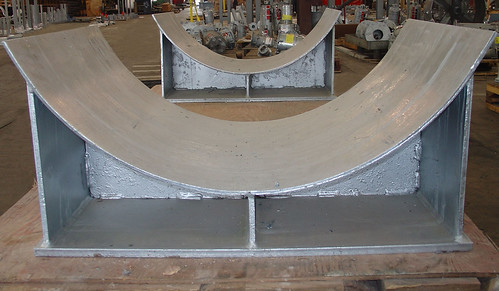 "42"" Large Bore Pipe Saddles"