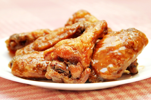 Pub Style Chicken Wings