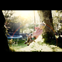 Swing! (PMMPhoto) Tags: family trees boy portrait garden paul scotland nikon photographer dof child bokeh glasgow magic  mcgee 85mm lifestyle swing flare moment hamish nikkor 18 fp lanarkshire strathaven paulmcgee d700 donotusewithoutpriorpermission pmmphoto paulmcgee