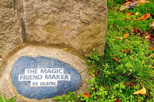 The Magic Friend Maker