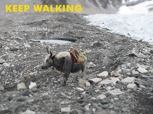 KeepWalking