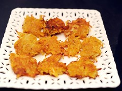 Pumpkin Potato Latkes - Serious Eats