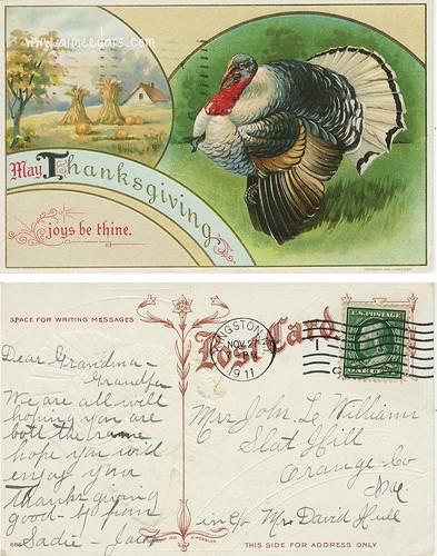 Thanksgiving Joys (1911)