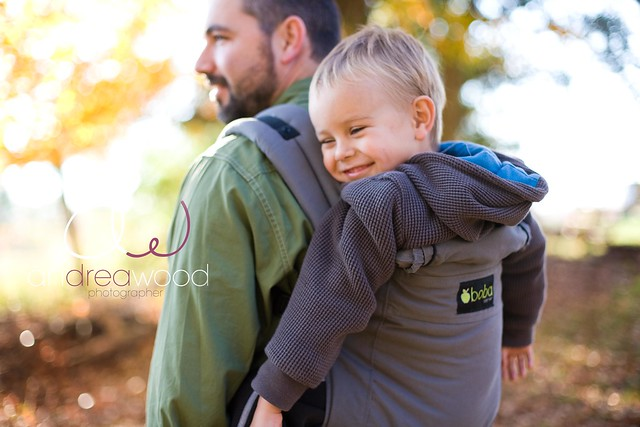 PAXbaby babywearing daddy blog post