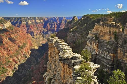フリー写真素材, 自然・風景, 谷, 岩山, アメリカ合衆国, アリゾナ州, グランド・キャニオン,