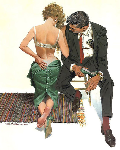 ... Robert McGinnis