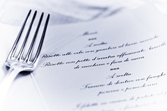 PiccoloSpazioPubblicità 2/2 (Sabrina Pierantozzi) Tags: menu fork ristorante cerromaggiore cantalupo cortelombarda