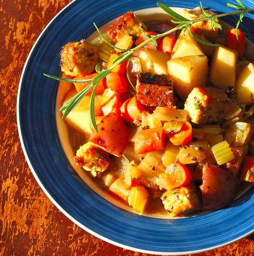 Tempeh Stew