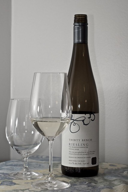 2009 Thirty Bench Riesling