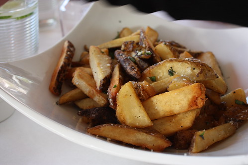 Parmesan & Basil French Fries