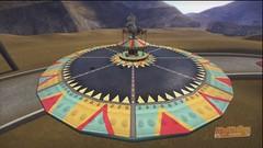 ModNation Racers PS3:  Rotating Platform