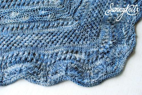 Pamuya shawl