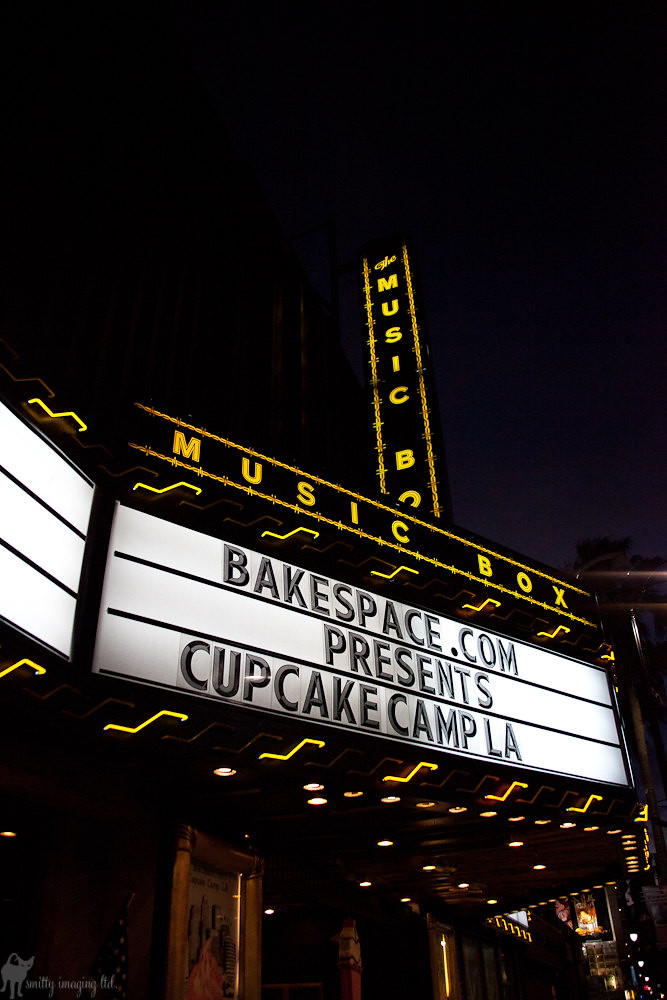 Cupcake Camp LA @ Music Box