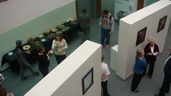 """The Edge of The World"" – The Senior Exhibition of Richard Barbre 7 (HSU Art Dept) Tags: show senior university state library richard henderson hsu huie barbre"
