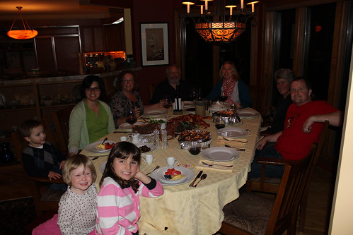 turkey day 2 weeks early
