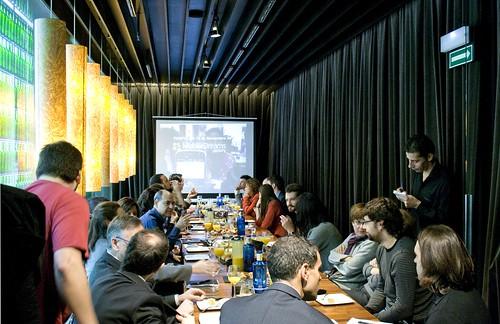 Desayunos de Biko. Marketing móvil. Noviembre 2010