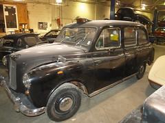 1975 Austin Healey FX4 (Precision Car Restorations) Tags: austin taxi 1975 precision british healey restorations