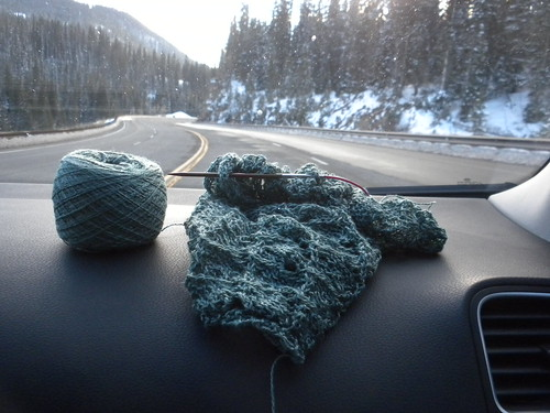 Dragon Goddess on the road