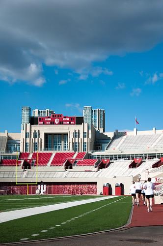 Indiana University Memorial Stadium