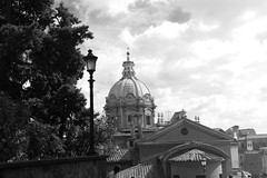 San Paolo0652.jpg (ups80kft) Tags: vacation blackandwhite bw italy rome roma church geotagged europe ita lazio sanpaolo explored gtaggroup