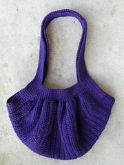 Samanta's fat bag (crochetbug13) Tags: crochet cascade220 fatbag samantasfatbag