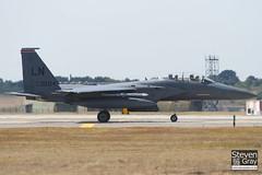 00-3004 - 1370 E231 - USAF - Boeing F-15E Strike Eagle - Lakenheath - 100719 - Steven Gray - IMG_8558