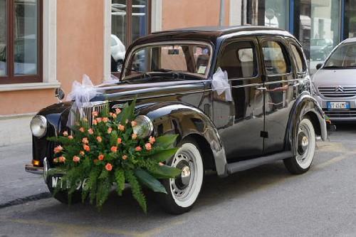 Luxury Car And Wedding Car Decorations