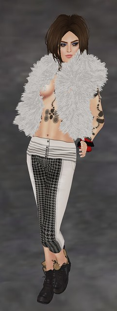 LG FEMME_The With Love Hunt_Pied Pants + Anya by Tik Tok Body Care New Releases