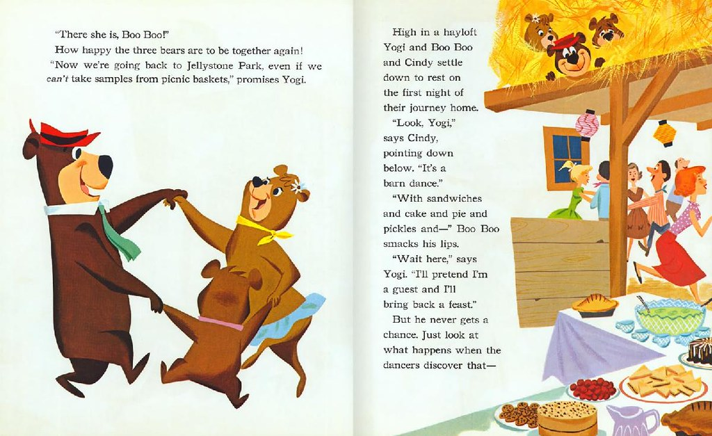 Hey, There - It's Yogi Bear!008