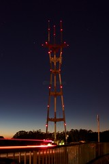 Sutro tower, San Francisco, CA, USA