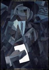 Retrato cubista de Lorca