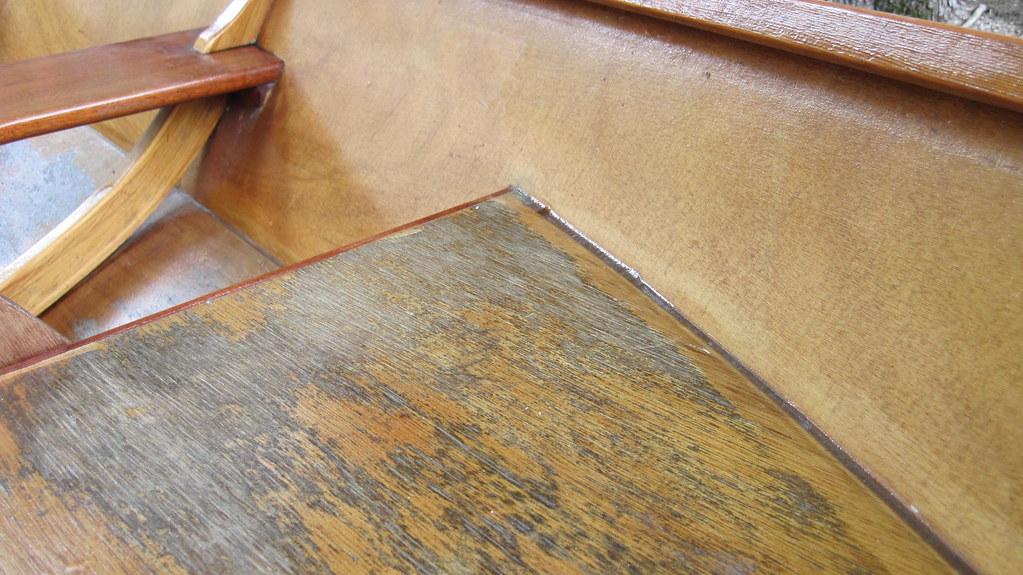 Plywood and Epoxy Encapsulation