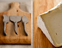A Cheese Indulgence | St. Andr Triple Crme [Explored] (Gourmande in the Kitchen) Tags: cheese rich luxury buttery extravagance foodphotography standre cheeseboard heavycream cheeseknives triplecremecheese yourfavoritecheese 5foodyoucantlivewithout