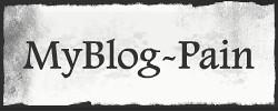myblog-pain