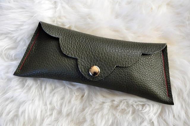 olive wallet